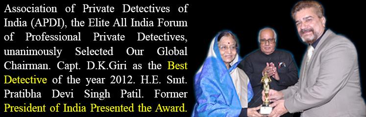 private detective delhi